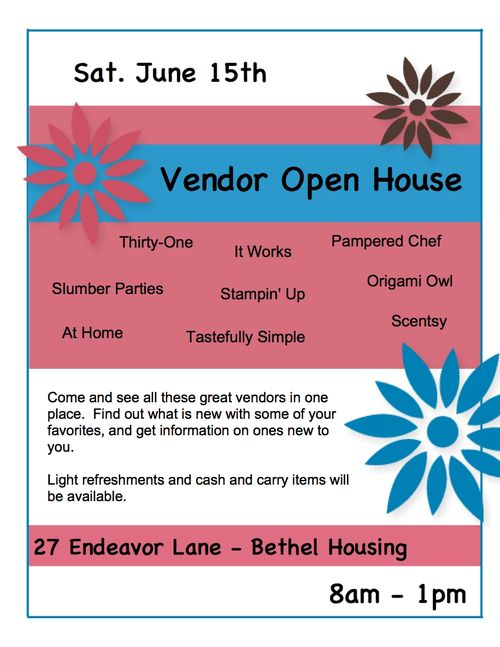 Vendor fair flyer-001